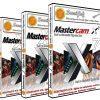 mastercamX7 Görsel eğitim seti